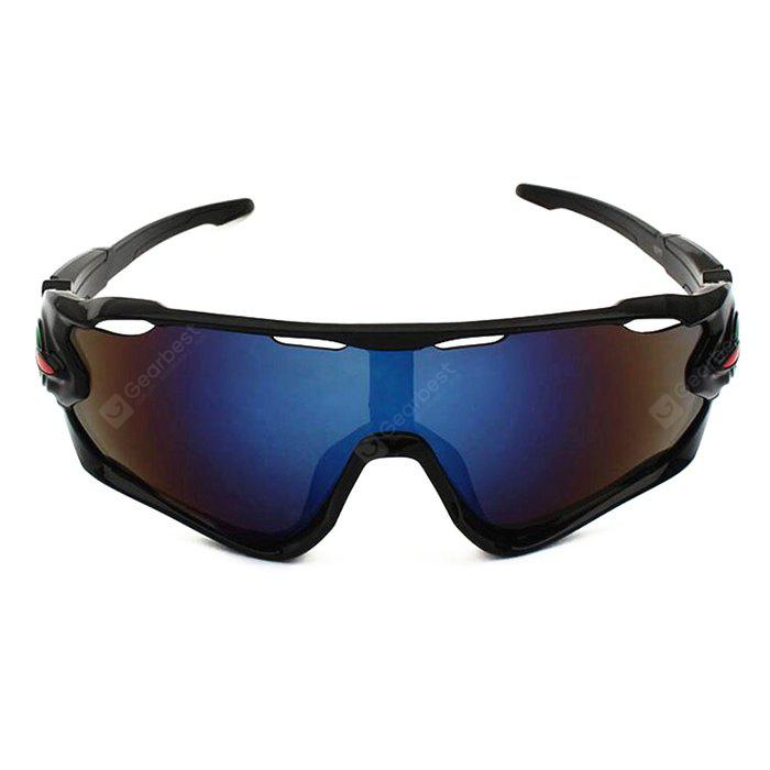 BLACK CTSmart 9270 Outdoor Sports Cycling Glasses Sets
