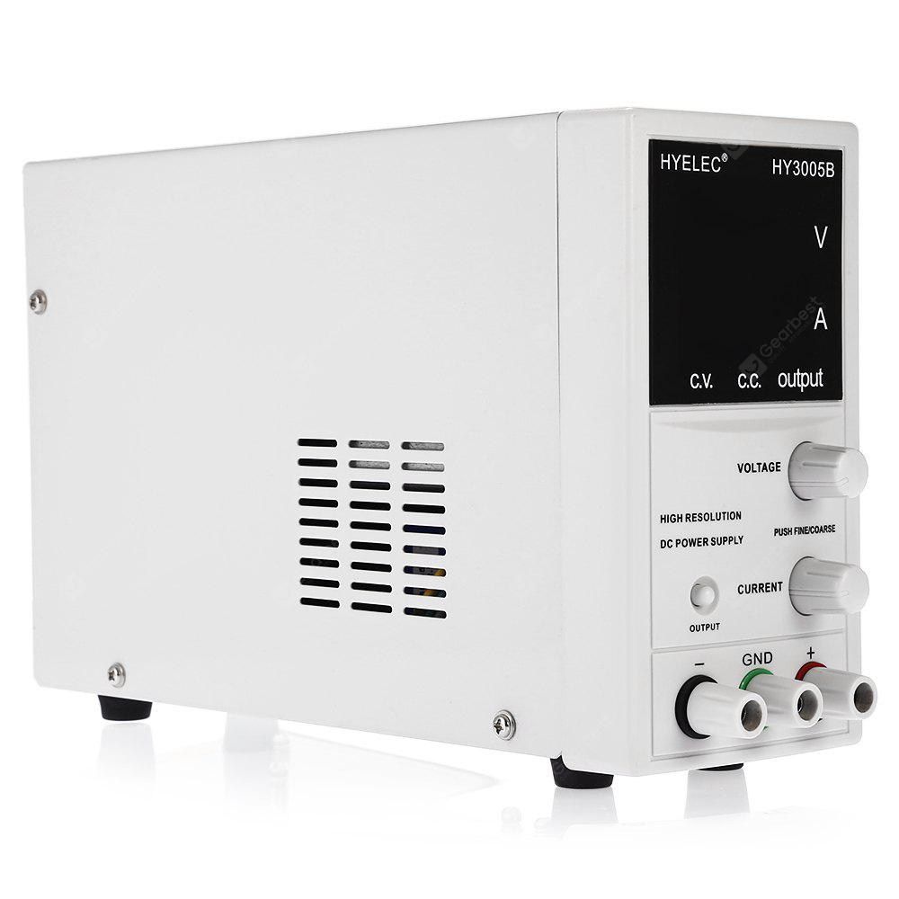 Hyelec Hy3005b Adjustable 30v 5a Dc Power Supply 9033 At Pc 1 Electronic Circuit By Levone Copyright 2014 2019 All Rights Reserved