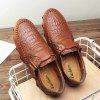 Male Casual Soft Doug Boat Shoes - BROWN