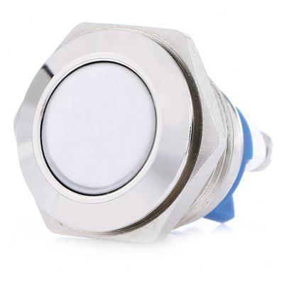 12V 16mm Rugged Metal On / Off Switch