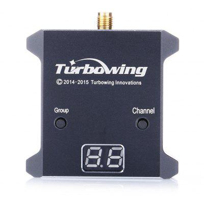 Receptor de video FPV de 40 canales de 5.8G Turbowing