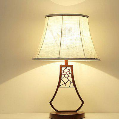Modern New Chinese Creative Retro Iron Table Lamp 220V