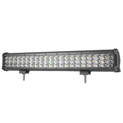 DY63 - 189W Flood 18900LM LED Light BarCar Lights<br>DY63 - 189W Flood 18900LM LED Light Bar<br><br>Apply lamp position : External Lights<br>Apply To Car Brand: Universal<br>Color temperatures: 6000K<br>Connector: No<br>Emitting color: White<br>Lumens: 18900LM<br>Package Contents: 1 x LED Light<br>Package size (L x W x H): 53.50 x 12.00 x 11.00 cm / 21.06 x 4.72 x 4.33 inches<br>Package weight: 1.7500 kg<br>Product size (L x W x H): 50.50 x 6.40 x 10.70 cm / 19.88 x 2.52 x 4.21 inches<br>Product weight: 1.5000 kg<br>Type: Work Light<br>Type of lamp-house : LED