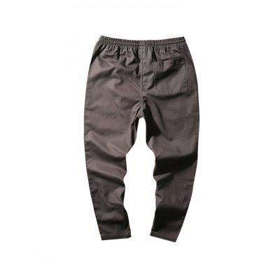 Stylish Slim Thin Feet PantsMens Pants<br>Stylish Slim Thin Feet Pants<br><br>Material: Polyester<br>Package Contents: 1 x Men Pants<br>Package size: 30.00 x 20.00 x 3.00 cm / 11.81 x 7.87 x 1.18 inches<br>Package weight: 0.3600 kg<br>Product weight: 0.3200 kg