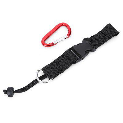 Diving Camping Anti-lost Hanging Buckle Safety Lanyard RopeOther Sports Gadgets<br>Diving Camping Anti-lost Hanging Buckle Safety Lanyard Rope<br><br>Best Use: Camping,Diving<br>Gender: Unisex<br>Package Contents: 1 x Safety Lanyard<br>Package Dimension: 15.00 x 6.00 x 2.00 cm / 5.91 x 2.36 x 0.79 inches<br>Package weight: 0.0750 kg<br>Product weight: 0.0470 kg