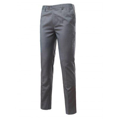 Casual Straight-leg TrousersMens Pants<br>Casual Straight-leg Trousers<br><br>Package Contents: 1 x Trousers<br>Package size: 20.00 x 20.00 x 2.00 cm / 7.87 x 7.87 x 0.79 inches<br>Package weight: 0.5200 kg<br>Product weight: 0.4500 kg