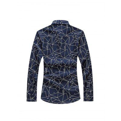 Male Printed Slim Fit Long Sleeve ShirtMens Shirts<br>Male Printed Slim Fit Long Sleeve Shirt<br><br>Package Contents: 1 x Man Shirt<br>Package size: 35.00 x 25.00 x 2.00 cm / 13.78 x 9.84 x 0.79 inches<br>Package weight: 0.2350 kg<br>Product weight: 0.2000 kg