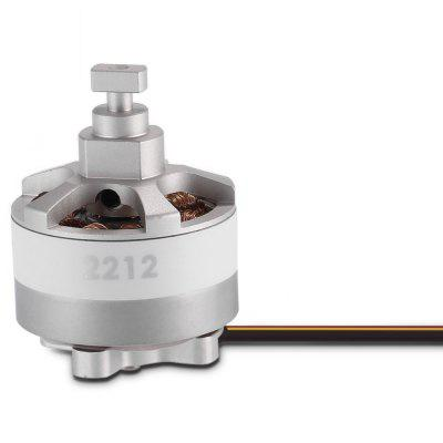 Original Xiaomi 2212 900KV CCW Brushless MotorRC Quadcopter Parts<br>Original Xiaomi 2212 900KV CCW Brushless Motor<br><br>Brand: Xiaomi<br>Compatible with: Mi Drone 4K<br>Package Contents: 1 x Brushless Motor<br>Package size (L x W x H): 10.00 x 10.00 x 3.80 cm / 3.94 x 3.94 x 1.5 inches<br>Package weight: 0.0700 kg<br>Product size (L x W x H): 2.80 x 2.80 x 4.00 cm / 1.1 x 1.1 x 1.57 inches<br>Product weight: 0.0480 kg<br>Type: Brushless Motor