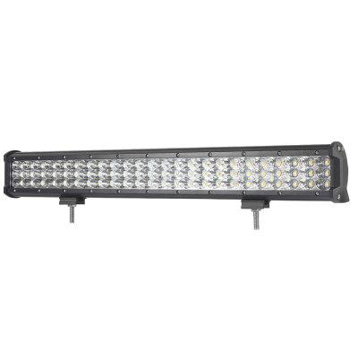 DY63 - 216W Combo 21600LM LED Light BarCar Lights<br>DY63 - 216W Combo 21600LM LED Light Bar<br><br>Apply lamp position : External Lights<br>Apply To Car Brand: Universal<br>Color temperatures: 6000K<br>Connector: No<br>Emitting color: White<br>Lumens: 21600LM<br>Package Contents: 1 x LED Light<br>Package size (L x W x H): 59.00 x 12.50 x 12.50 cm / 23.23 x 4.92 x 4.92 inches<br>Package weight: 2.0500 kg<br>Product size (L x W x H): 57.50 x 6.40 x 10.70 cm / 22.64 x 2.52 x 4.21 inches<br>Product weight: 1.8000 kg<br>Type: Work Light<br>Type of lamp-house : LED