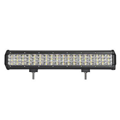 DY63 - 162W Combo 16200LM LED Light BarCar Lights<br>DY63 - 162W Combo 16200LM LED Light Bar<br><br>Apply lamp position : External Lights<br>Apply To Car Brand: Universal<br>Color temperatures: 6000K<br>Connector: No<br>Emitting color: White<br>Lumens: 16200LM<br>Package Contents: 1 x LED Light<br>Package size (L x W x H): 53.50 x 12.00 x 11.00 cm / 21.06 x 4.72 x 4.33 inches<br>Package weight: 1.5500 kg<br>Product size (L x W x H): 44.50 x 6.40 x 10.70 cm / 17.52 x 2.52 x 4.21 inches<br>Product weight: 1.4000 kg<br>Type: Work Light<br>Type of lamp-house : LED
