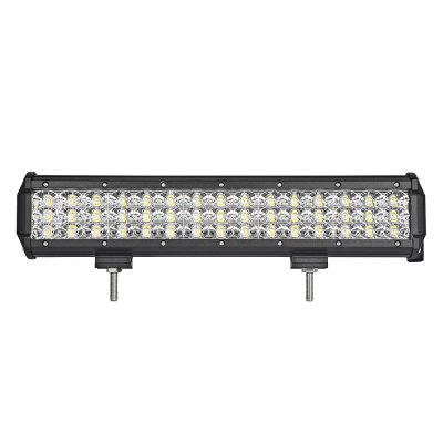 DY63 - 135W Flood 13500LM LED Light BarCar Lights<br>DY63 - 135W Flood 13500LM LED Light Bar<br><br>Apply lamp position : External Lights<br>Apply To Car Brand: Universal<br>Color temperatures: 6000K<br>Connector: No<br>Emitting color: White<br>Lumens: 13500LM<br>Package Contents: 1 x LED Light<br>Package size (L x W x H): 53.50 x 12.00 x 11.00 cm / 21.06 x 4.72 x 4.33 inches<br>Package weight: 1.3500 kg<br>Product size (L x W x H): 38.00 x 6.40 x 10.70 cm / 14.96 x 2.52 x 4.21 inches<br>Product weight: 1.2000 kg<br>Type: Work Light<br>Type of lamp-house : LED