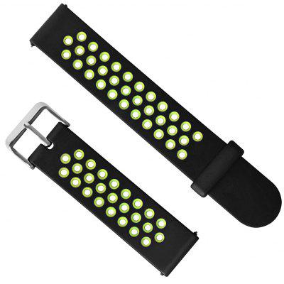 20mm TPE Wristband for Xiaomi Huami Amazfit