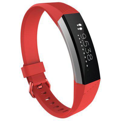 TPE Wristband for Fitbit Alta HRSmart Watch Accessories<br>TPE Wristband for Fitbit Alta HR<br><br>Material: TPE<br>Package Contents: 1 x Wristband<br>Package size: 17.00 x 9.50 x 1.30 cm / 6.69 x 3.74 x 0.51 inches<br>Package weight: 0.0240 kg<br>Product size: 24.00 x 1.90 x 0.20 cm / 9.45 x 0.75 x 0.08 inches<br>Product weight: 0.0130 kg