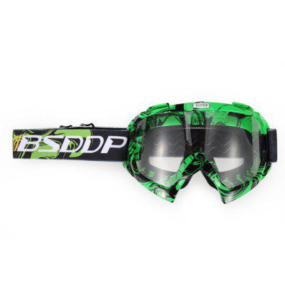 BSDDP MDL0903 Goggles ProtectorMotorcycle Goggles &amp; Sunglasses<br>BSDDP MDL0903 Goggles Protector<br><br>Accessories type: Motorcycle Goggles<br>Brand: BSDDP<br>Gender: Universal<br>Material: Sponge, PC, Nylon<br>Package Contents: 1 x Pair of Goggles<br>Package size (L x W x H): 22.00 x 17.00 x 13.00 cm / 8.66 x 6.69 x 5.12 inches<br>Package weight: 0.2000 kg<br>Product size (L x W x H): 20.00 x 15.00 x 11.00 cm / 7.87 x 5.91 x 4.33 inches<br>Product weight: 0.1800 kg<br>Size: One Size Fits All