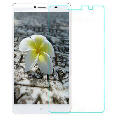 Naxtop Transparent Tempered Glass Screen Film for Doogee Y6 Max - 2PCS