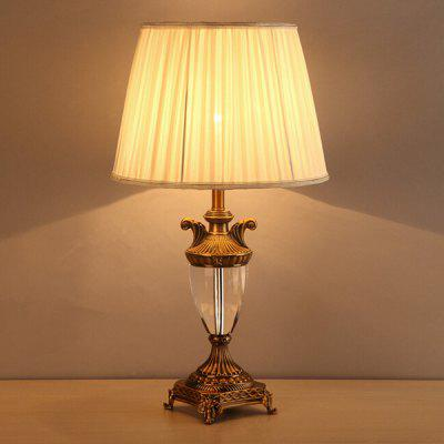 E27 Glorious European Style Bedside Table Desk Lamp 220V