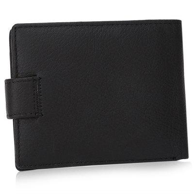 Men Fashion Bifold Leather Wallet with BuckleWallets<br>Men Fashion Bifold Leather Wallet with Buckle<br><br>Features: Wearable<br>Gender: Men<br>Material: Leather<br>Package Size(L x W x H): 13.00 x 10.50 x 3.00 cm / 5.12 x 4.13 x 1.18 inches<br>Package weight: 0.1350 kg<br>Packing List: 1 x Wallet<br>Product Size(L x W x H): 12.00 x 9.50 x 2.00 cm / 4.72 x 3.74 x 0.79 inches<br>Product weight: 0.0950 kg<br>Style: Casual, Fashion<br>Type: Wallet