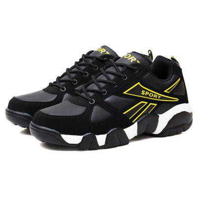 Male Breathable Slip Resistance Wearable Sports Shoes