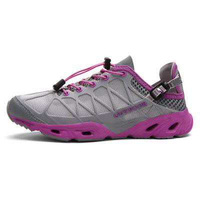 Outdoor Mesh Cloth Women Hiking ShoesWomens Sneakers<br>Outdoor Mesh Cloth Women Hiking Shoes<br><br>Closure Type: Lace-Up<br>Contents: 1 x Pair of Women Hiking Shoes<br>Function: Slip Resistant<br>Materials: MD, Mesh<br>Occasion: Sports, Soccer, Running, Riding, Basketball<br>Outsole Material: MD<br>Package Size ( L x W x H ): 30.00 x 20.00 x 13.00 cm / 11.81 x 7.87 x 5.12 inches<br>Package Weights: 0.9 kg<br>Seasons: Autumn,Spring,Summer<br>Style: Leisure, Comfortable, Casual<br>Type: Hiking Shoes<br>Upper Material: Mesh