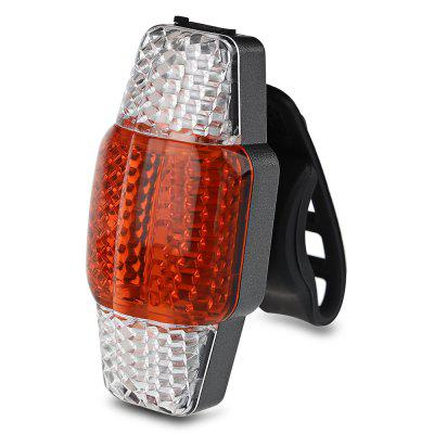 Water-resistant Smart USB Bicycle Braking / Turning Tail LightBike Lights<br>Water-resistant Smart USB Bicycle Braking / Turning Tail Light<br><br>Features: Superbright, Easy to Install<br>Package Contents: 1 x Bicycle Smart Tail Light, 1 x Bracket, 1 x USB Cable<br>Package Dimension: 10.00 x 9.00 x 5.00 cm / 3.94 x 3.54 x 1.97 inches<br>Package weight: 0.0930 kg<br>Placement: Saddle Tube<br>Product Dimension: 7.60 x 3.50 x 3.00 cm / 2.99 x 1.38 x 1.18 inches<br>Product weight: 0.0370 kg<br>Suitable for: Road Bike, Touring Bicycle, Mountain Bicycle<br>Type: Tail Light