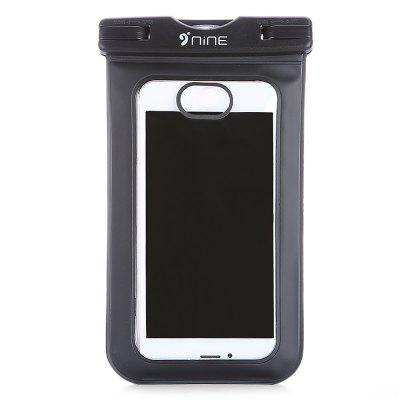 nine FS06 Touch Screen Sealed Waterproof Mobile Phone BagOther Water Sports Accessories<br>nine FS06 Touch Screen Sealed Waterproof Mobile Phone Bag<br><br>Brand: Nine<br>Material: ABS Plastic, PVC<br>Package Content: 1 x nine FS06 Mobile Phone Bag, 1 x Lanyard<br>Package size: 26.00 x 12.50 x 2.00 cm / 10.24 x 4.92 x 0.79 inches<br>Package weight: 0.1300 kg<br>Product size: 20.00 x 11.50 x 1.50 cm / 7.87 x 4.53 x 0.59 inches<br>Product weight: 0.0470 kg