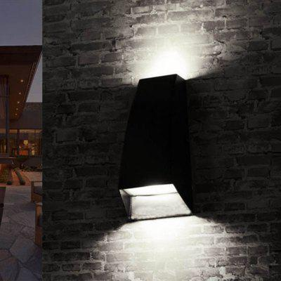 JIAWEN Outdoor 2 LED Wall Light 85 - 265VWall Lights<br>JIAWEN Outdoor 2 LED Wall Light 85 - 265V<br><br>Bulb Base: None<br>Bulb Included: Yes<br>Certifications: CE,RoHs, CE,RoHs<br>Color Temperature or Wavelength: 6000 - 6500k<br>Finish: Black<br>Fixture Material: Aluminum, Aluminum<br>Light Direction: Downlight<br>Number of Bulbs: 2<br>Overall Depth ( CM ): 17, 17<br>Overall Height ( CM ): 5, 5<br>Overall Width ( CM ): 8.5, 8.5<br>Package Contents: 1 x Wall light, 1 x Wall light<br>Package size (L x W x H): 18.00 x 9.00 x 6.00 cm / 7.09 x 3.54 x 2.36 inches, 18.00 x 9.00 x 6.00 cm / 7.09 x 3.54 x 2.36 inches<br>Package weight: 0.4290 kg, 0.4290 kg<br>Power Supply: Others, Others<br>Product size (L x W x H): 17.00 x 8.50 x 5.00 cm / 6.69 x 3.35 x 1.97 inches, 17.00 x 8.50 x 5.00 cm / 6.69 x 3.35 x 1.97 inches<br>Product weight: 0.3280 kg, 0.3280 kg<br>Shade Material: Aluminum, Aluminum<br>Style: Simple<br>Switch Type: In-line, In-line<br>Type: Wall Sconces<br>Voltage: 100V - 240V AC<br>Wattage: 10W<br>Wattage per Bulb ( W ): 5W, 5W