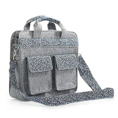 Notebook Carrying Case Handbag for 13.3 inch Laptop