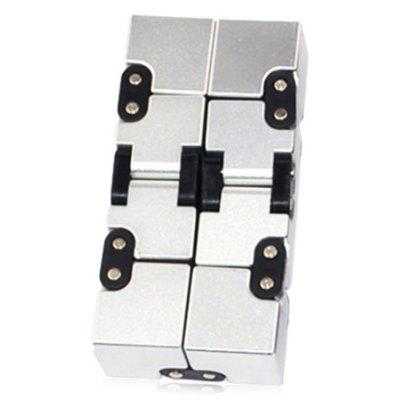 1PC in Lega di Alluminio Magic Cube