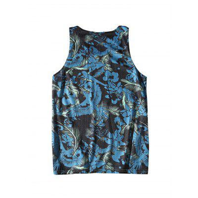 Simple Round Neck Sports Tank TopMens Short Sleeve Tees<br>Simple Round Neck Sports Tank Top<br><br>Material: Polyester<br>Package Contents: 1 x Tank Top<br>Package size: 35.00 x 25.00 x 2.00 cm / 13.78 x 9.84 x 0.79 inches<br>Package weight: 0.2500 kg<br>Pattern Type: Plant<br>Product weight: 0.2000 kg<br>Style: Casual