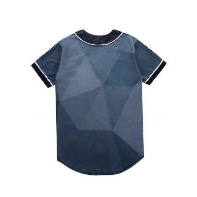 Fashionable U Neck 3D Printed T-shirtMens Short Sleeve Tees<br>Fashionable U Neck 3D Printed T-shirt<br><br>Fabric Type: Polyester<br>Material: Polyester<br>Neckline: U Neck<br>Package Content: 1 x T-shirt<br>Package size: 35.00 x 25.00 x 2.00 cm / 13.78 x 9.84 x 0.79 inches<br>Package weight: 0.4500 kg<br>Product weight: 0.4000 kg<br>Season: Summer<br>Sleeve Length: Short Sleeves<br>Style: Fashion