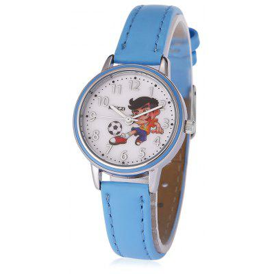 KEZZI 1673 Cartoon Quartz Watch