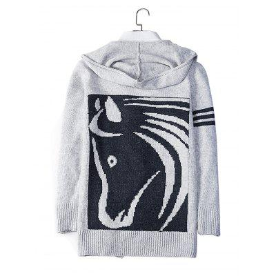 Bodkin Style Loose CardiganMens Sweaters &amp; Cardigans<br>Bodkin Style Loose Cardigan<br><br>Material: Acrylic, Polyester<br>Package Contents: 1 x Cardigan<br>Package size: 20.00 x 20.00 x 2.00 cm / 7.87 x 7.87 x 0.79 inches<br>Package weight: 0.4400 kg<br>Product weight: 0.4000 kg
