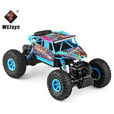 WLtoys 18428 - C 1:18, 2,4GHz, Off-Road RC Auto - RTR