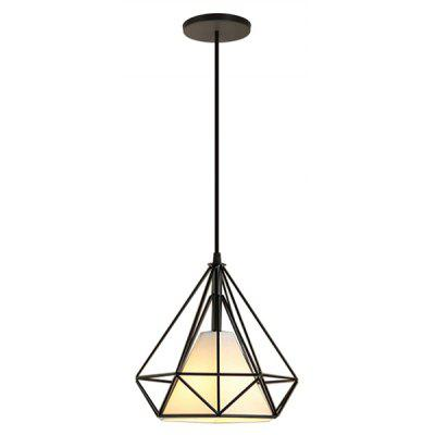 BRELONG Iron Art Creative Diamond Shape Ceiling Lamp