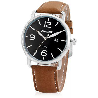 CAGARNY 6815 Quartz Men Watch