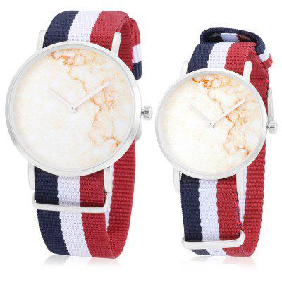 CAGARNY Quartz Couple Watches