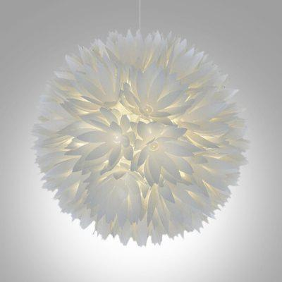 Stylish Post-modern Dandelion Pendant Light 220VPendant Light<br>Stylish Post-modern Dandelion Pendant Light 220V<br><br>Battery Included: No<br>Bulb Base: E27<br>Bulb Included: No<br>Certifications: 3C<br>Chain / Cord Adjustable or Not: Chain / Cord Not Adjustable<br>Chain / Cord Length ( CM ): 50<br>Dimmable: No<br>Features: Eye Protection<br>Fixture Height ( CM ): 45<br>Fixture Length ( CM ): 45<br>Fixture Width ( CM ): 45<br>Light Direction: Ambient Light<br>Number of Bulb: 1 Bulb<br>Number of Bulb Sockets: 1<br>Package Contents: 1 x Pendant Light, 1 x Assembly Parts<br>Package size (L x W x H): 55.00 x 55.00 x 50.00 cm / 21.65 x 21.65 x 19.69 inches<br>Package weight: 3.0500 kg<br>Product weight: 2.0000 kg<br>Remote Control Supported: No<br>Shade Material: PVC, Hardware<br>Style: Chic &amp; Modern<br>Suggested Room Size: 10 - 15?<br>Suggested Space Fit: Bedroom,Boys Room,Dining Room,Girls Room,Kids Room,Living Room<br>Type: Pendant Light<br>Voltage ( V ): AC220