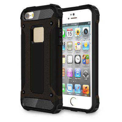 ASLING TPU Protective Case Bumper Cover for iPhone 5S / 5 / SE