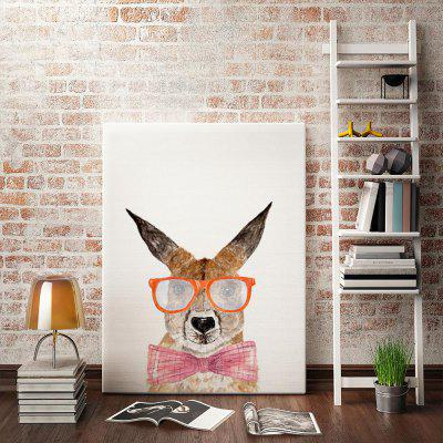 Modern Print Rabbit Wall Decor for Home Decoration