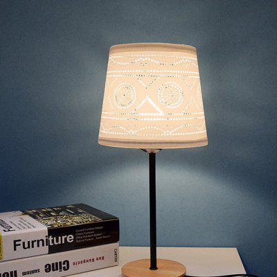 E27 Simple Elegant Bordeaux Style Table Lamp 220VTable Lamps<br>E27 Simple Elegant Bordeaux Style Table Lamp 220V<br><br>Available Color: Off-white<br>Bulb Base Type: E27<br>Material: Fabric, Iron, Wood<br>Package Contents: 1 x Table Lamp, 1 x Installation Component Kit<br>Package size (L x W x H): 25.00 x 25.00 x 55.00 cm / 9.84 x 9.84 x 21.65 inches<br>Package weight: 2.0500 kg<br>Product size (L x W x H): 19.00 x 19.00 x 45.00 cm / 7.48 x 7.48 x 17.72 inches<br>Product weight: 1.0000 kg<br>Suitable for: Home Decoration, Office, Home use