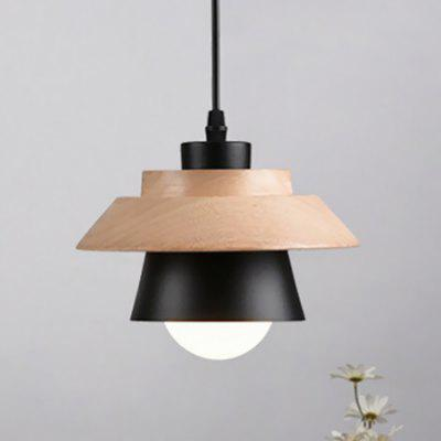 E27 Cute Creative Geometric Pendant Light 220V