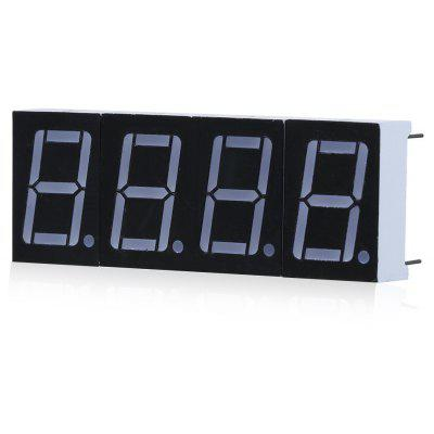 Red LED Digital 7-Segment Display