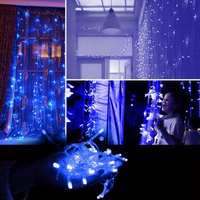 zanflare LED Curtain LightLED Strips<br>zanflare LED Curtain Light<br><br>Available Light Color: Blue,Warm White,White<br>Brand: zanflare<br>Package Contents: 1 x zanflare Curtain Light, 1 x English User Manual<br>Package size (L x W x H): 19.00 x 13.00 x 9.00 cm / 7.48 x 5.12 x 3.54 inches<br>Package weight: 0.6500 kg<br>Product size (L x W x H): 17.00 x 11.00 x 7.00 cm / 6.69 x 4.33 x 2.76 inches<br>Product weight: 0.5400 kg<br>Waterproof Standard: IP44