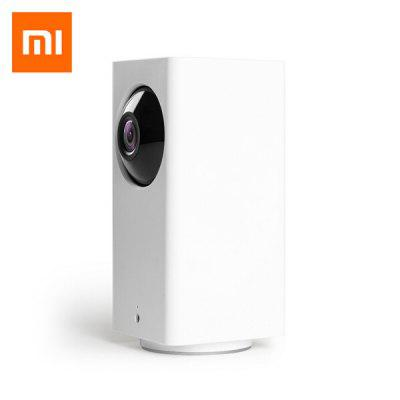 Xiaomi dafang 1080P Smart Monitor CameraIP Cameras<br>Xiaomi dafang 1080P Smart Monitor Camera<br><br>APP: Mi Home<br>Brand: Xiaomi<br>Compatible Operation Systems: Android,IOS<br>Features: HD<br>FOV: 120 degrees<br>Frame Rate (FPS): 15FPS<br>Infrared LED: 6<br>Interface: Micro USB<br>IP camera performance: Interphone, Night Vision, Remote Control<br>Language: English<br>Local-storage: SD card up to 32GB<br>Maximum Monitoring Range: 9m<br>Model: dafang<br>Motion Detection Distance: 9m<br>Operate Temperature (?): 0 degrees Celsius - 40 degrees Celsius<br>Package Contents: 1 x Camera, 1 x Cable, 1 x Adapter, 1 x Instruction<br>Package size (L x W x H): 16.00 x 11.00 x 11.00 cm / 6.3 x 4.33 x 4.33 inches<br>Package weight: 0.5800 kg<br>Product size (L x W x H): 12.75 x 6.60 x 6.00 cm / 5.02 x 2.6 x 2.36 inches<br>Product weight: 0.2490 kg<br>Resolution: 1920 ? 1080<br>Shape: Box Camera<br>Technical Feature: Infrared<br>Video Resolution: 1080P<br>Waterproof: No<br>WiFi Distance: 10m<br>Working Voltage: 5V