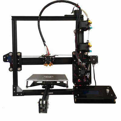 He3D EI3 Dual-color Printing Full Metal 3D Printer Kit