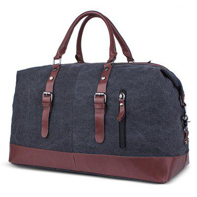 Leisure Splicing Large Capacity Travel Bag