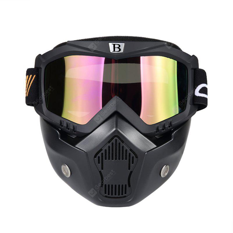Bons Plans Gearbest Amazon - BSDDP MDL0901 Goggles Mask