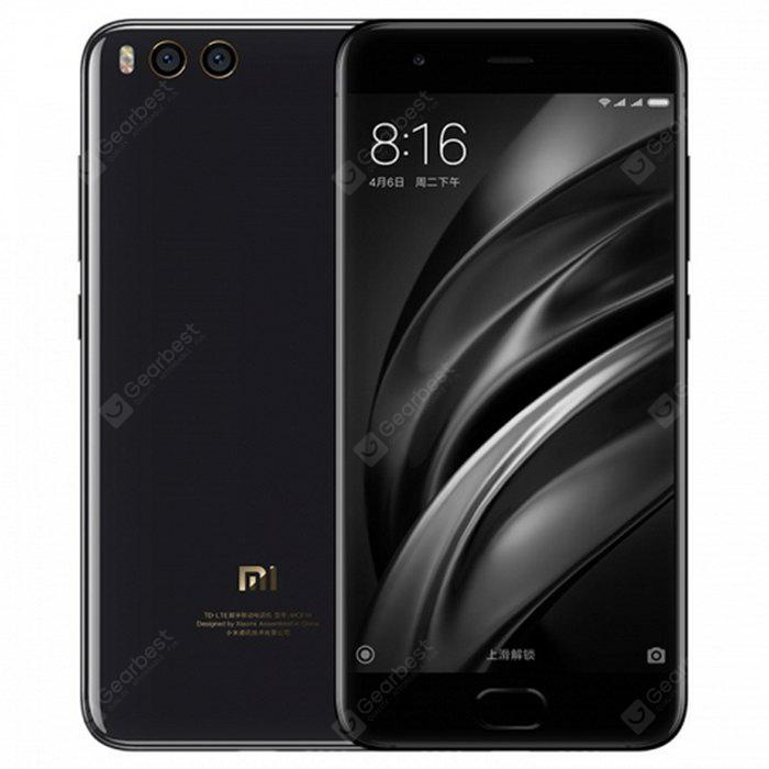 Xiaomi Mi 6 4G Smartphone - Global Version 6GB RAM 64GB ROM Black