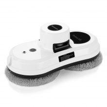 Alfawise S60 Window Cleaner Cleaning Robot - WHITE EU PLUG