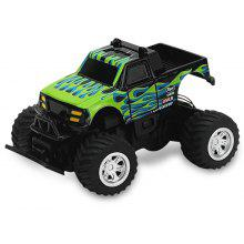 8024 1:58 27MHz Micro Off-road RC Car - RTR